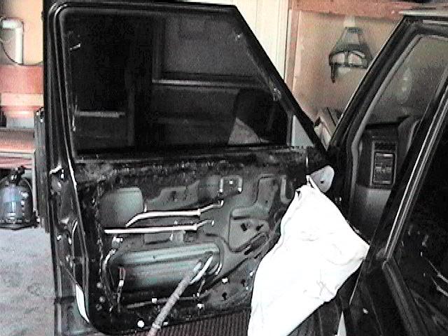 Jeep cherokee power window regulator fix easy how to for 1998 jeep cherokee window regulator