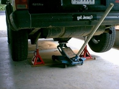 Jeep Cherokee Fuel System  Fuel Pump Replacement HowTo guide