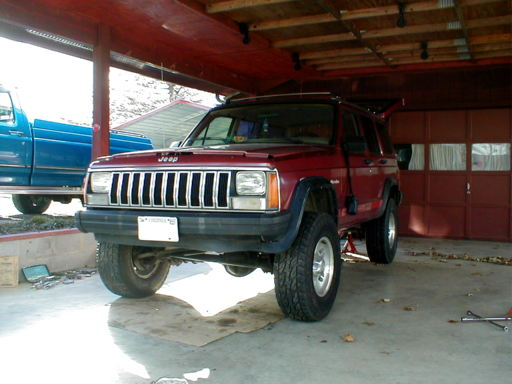 Jeep Cherokee Suspension Xj Budget Lift Quot How To Quot Lift