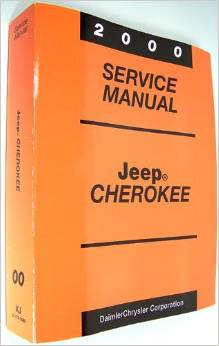 Genuine OEM XJ Cherokee manuals available! All years!