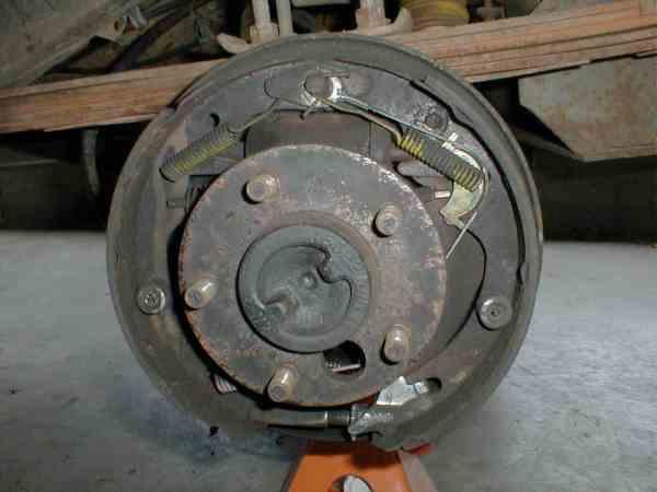 Jeep Cherokee Brakes - Fix Your Drum Brakes