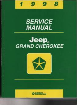 Grand Cherokee  Manuals Available! All years!