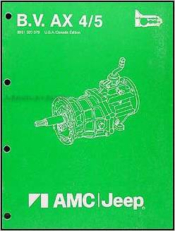 Genuine factory service manuals for transmissions & other vehicle systems!